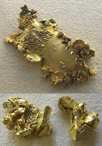 Gold, Au