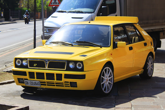 Tuning | Modified Lancia Delta Integrale (5)