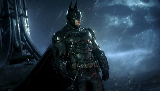 The New Arkham Knight Trailer Hides a Cool Little Puzzle - Overmental