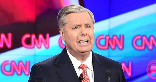 Sen. Lindsey Graham drops out of presidential race