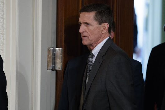 Flynn was warned not to accept foreign government payments