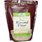 Now Foods Raw Almond Flour - 22 oz pack