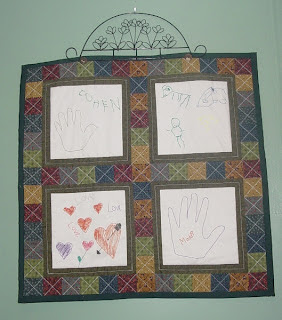 Kids Art Quilts Complete