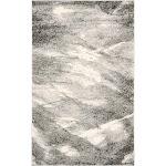 Safavieh Retro Grey & Ivory Area Rug; 6' x 9'