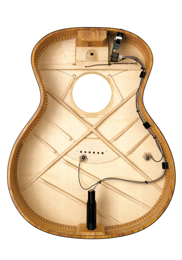 Wood Guitar Stand Designs