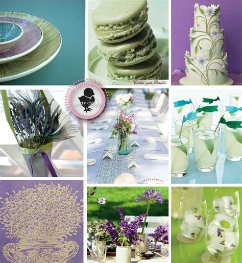 14 Best images about Lavender and Mint Wedding on