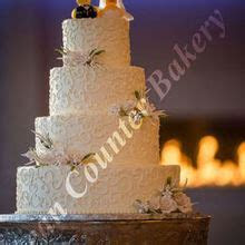 Bean Counter Bakery   Wedding Cake   Shrewsbury, MA