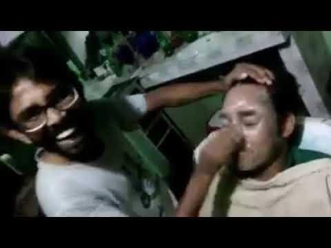 Shaving go wild   Funny Video 2020