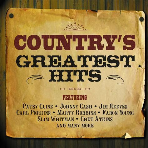 Country's Greatest Hits VARIOUS ARTISTS Best Of 50