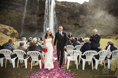 Seljalandsfoss Iceland Wedding Photography