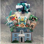 Gift Basket Dropshipping Welcome Home Snack Gift Basket - Medium