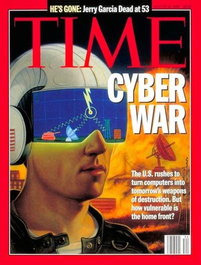 Time.CyberWar