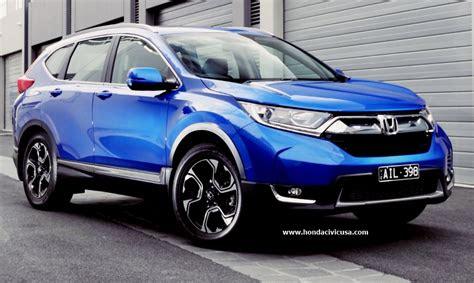 2020 Honda Crv Type R Review