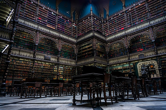Majestic libraries of the world
