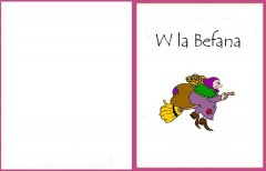 biglietti da stampare befana,befana,epifania,cartoline befana da stampare e colorare,biglietti befana,befana da colorare,disegni befana da colorare,disegni befana,