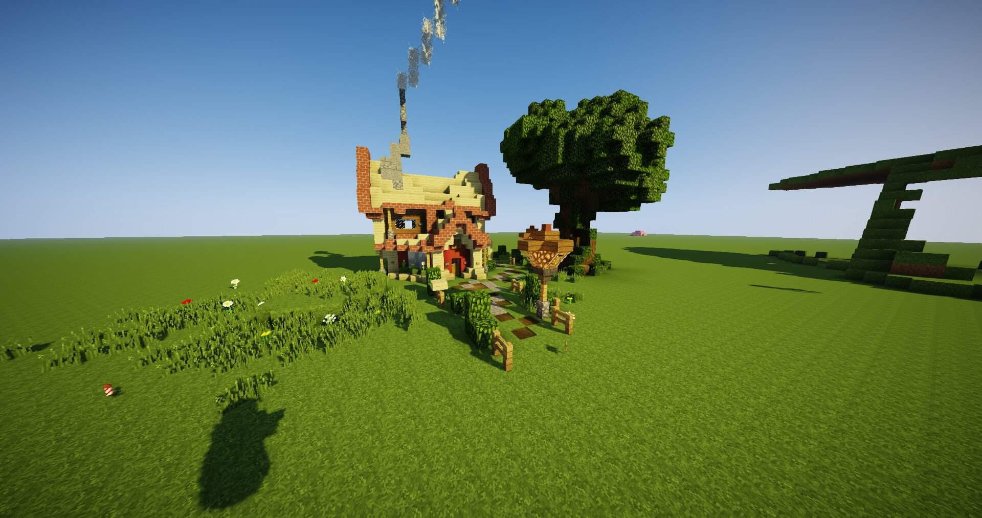 Small House Design Minecraft Amino