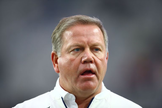 Brian Kelly vs. His 2016 Opposing Head Coaches