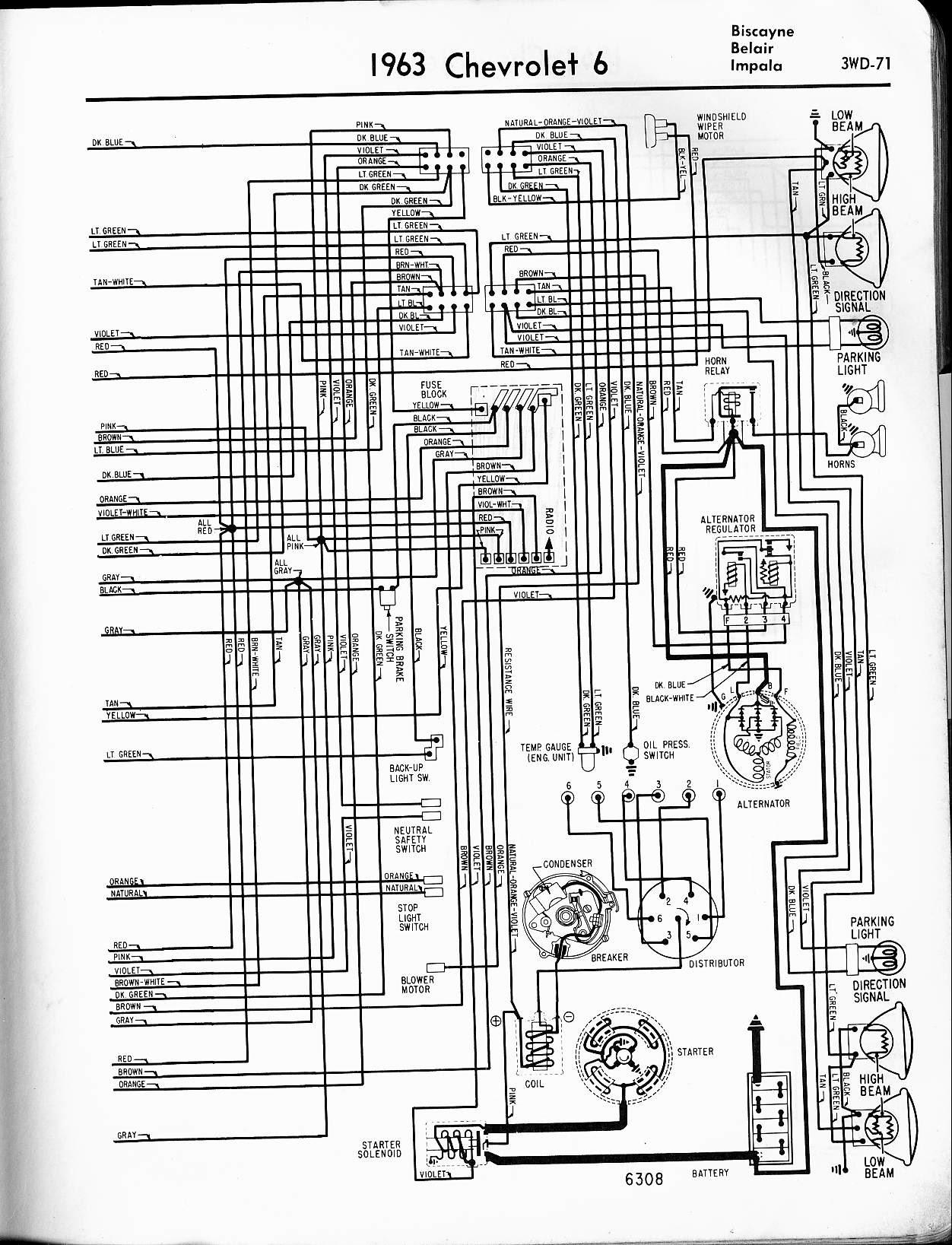 66 Impala Ac Wiring Diagram