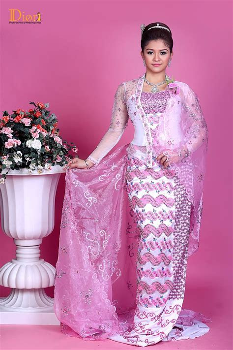 Myanmar Wedding Dress   Myanmar Wedding Dress   Dresses