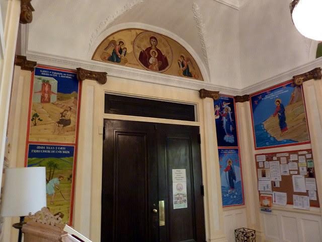P1080719-2012-05-20-St-John-Chrysostom-Melkite-Church-Atlanta-Narthex-Foyer-Ceiling