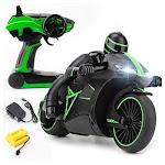 ZhengCheng 333-MT01B 2.4G 20km/h Rc Car Motorcycle 30 Degree 24.4*12.7*14cm With Flashlight
