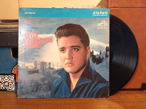Elvis Presley - Elvis' Christmas Album by Tim PopKid