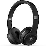 Apple Beats by Dr. Dre - Beats Solo3 Wireless Bluetooth Headphones - Black