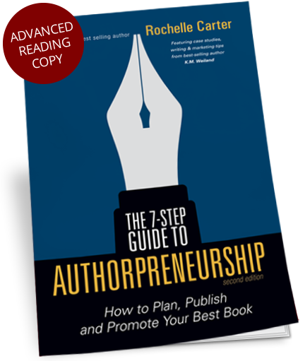 The Seven Step Guide to Authorpreneurship | BookBaby