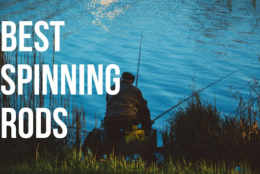 10 Best Spinning Rods 2017 - Spinning Rods Review