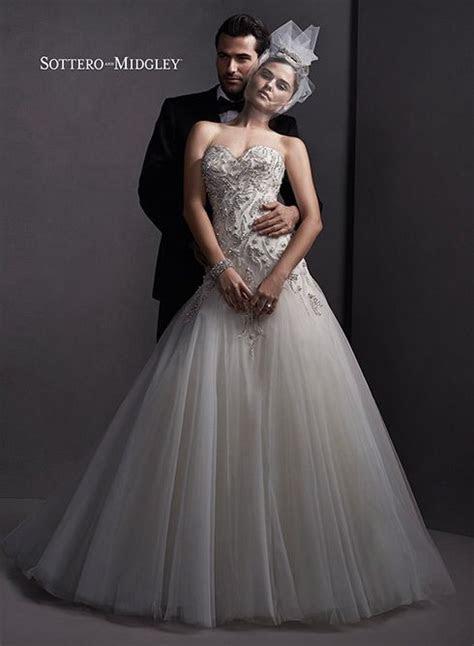 ROWAN by Sottero and Midgley Wedding Dresses   Romantic
