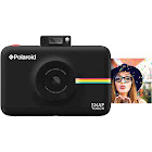 "Polaroid Snap Touch Black Instant Print Digital Camera with 3.5"" Touchscreen Display"
