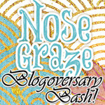 Nose Graze Blogoversary Bash Giveaway