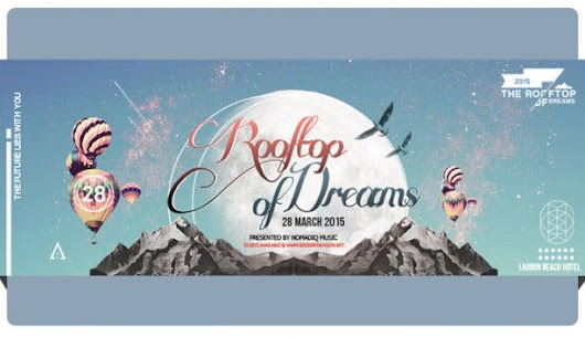 2015 Nomadiq Rooftop of Dreams Party | Roof Top Deep House Parties, Outdoor Music Festivals & Tickets Lagoon Beach Hotel Cape Town 26-March-2015