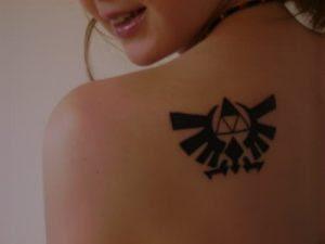Tatuajes Sexys En Chicas Gamers