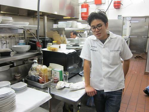 Chef Kris Yenbamroong