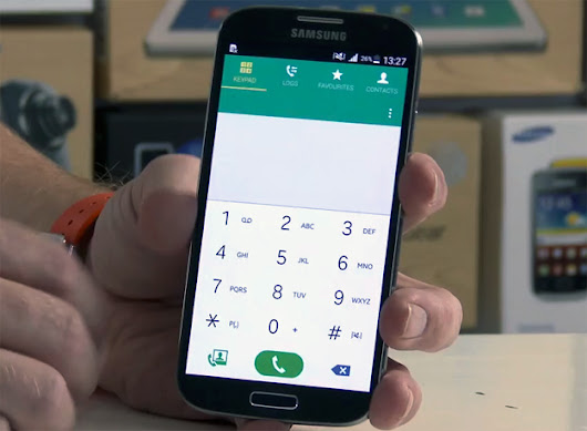 Huge leak: Video shows Android 5.0 and new TouchWiz running on Samsung's Galaxy S4