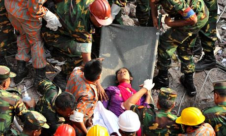 Could more women auditors help prevent another Rana Plaza?