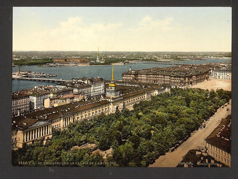 19thcentury001 157 Russian Cities In the XIX Century