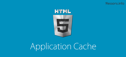 HTML 5 Caching - Run your site Offline