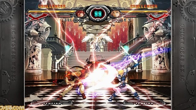 Guilty Gear Accent Core Plus Arcade Screenshot 6