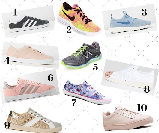 10 Cute Sneakers You Need To Buy Now