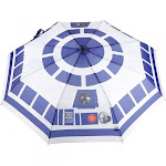Star Wars 799170 Star Wars R2-D2 Sublimated Print Umbrella
