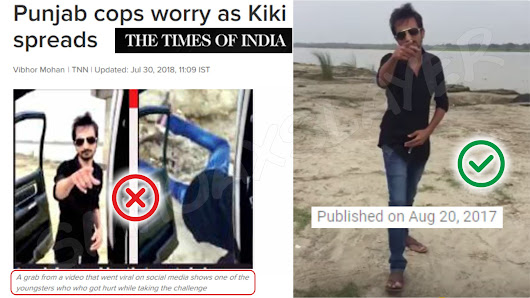 Times of India used wrong/edited photo for news. - :: SM Hoax Slayer :: Swachh Social Media Abhiyaan