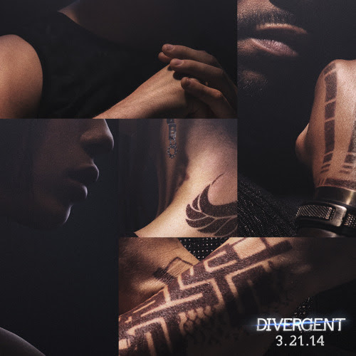 fangirlishsite:  SOMETHING BIG IS COMING! Something BIG is coming. Tune in next week! #DivergentView Post
