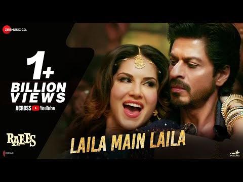 Laila Main Laila Lyrics Song - Raees