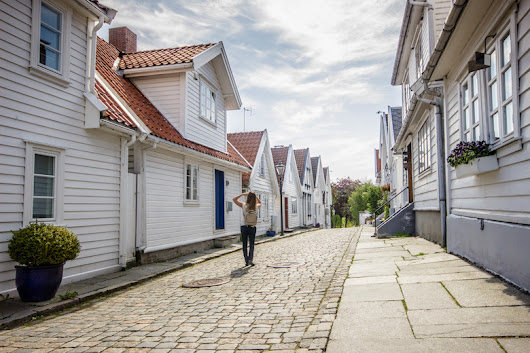 The best spots for photography in colourful Stavanger, Norway
