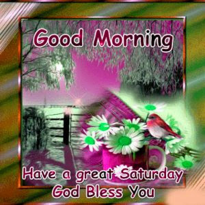 Saturday Good Morning Images Pictures For Whatsaap