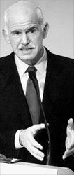 Γιώργος: «Εχουµε χρέος να µην καταστούµε όµηροι τυχοδιωκτικών πρακτικών. Και αν χρειαστεί να µιλήσει ο λαός για να καταδικάσει την πολιτική αποσταθεροποίησης της χώρας, αυτό θα γίνει»