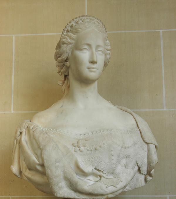 L'impératrice Eugénie. Joseph Michel Ange Pollet