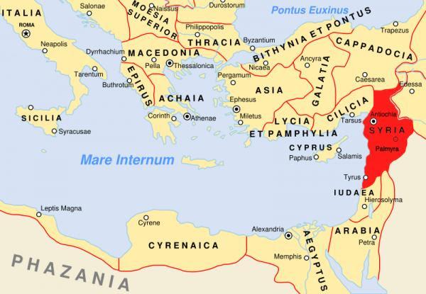 Risultati immagini per doura europos map